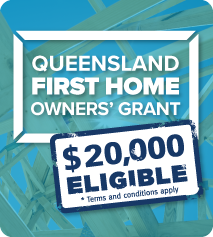 Queensland first home owners grant